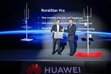 Huawei, Ghana connect millions in rural areas