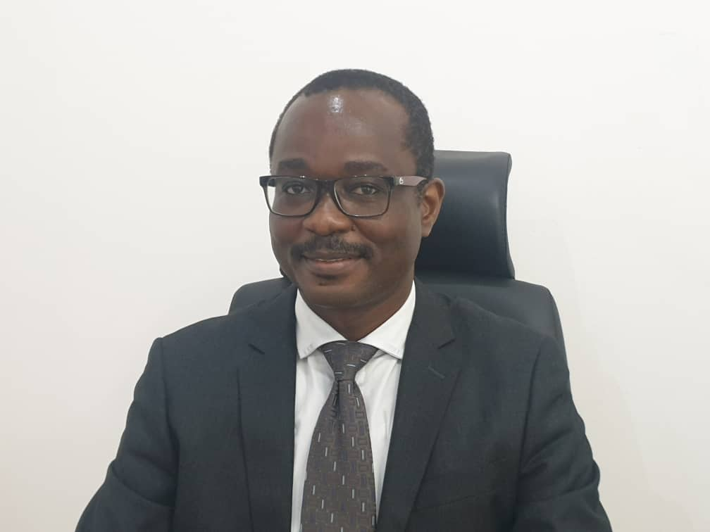 Jonathan Lamptey, CEO of Comsys